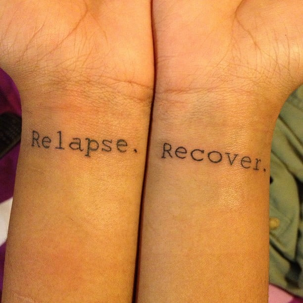 Recovering From Depression Tattoos | www.imgkid.com - The ...