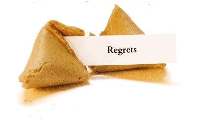 Biggest Regret