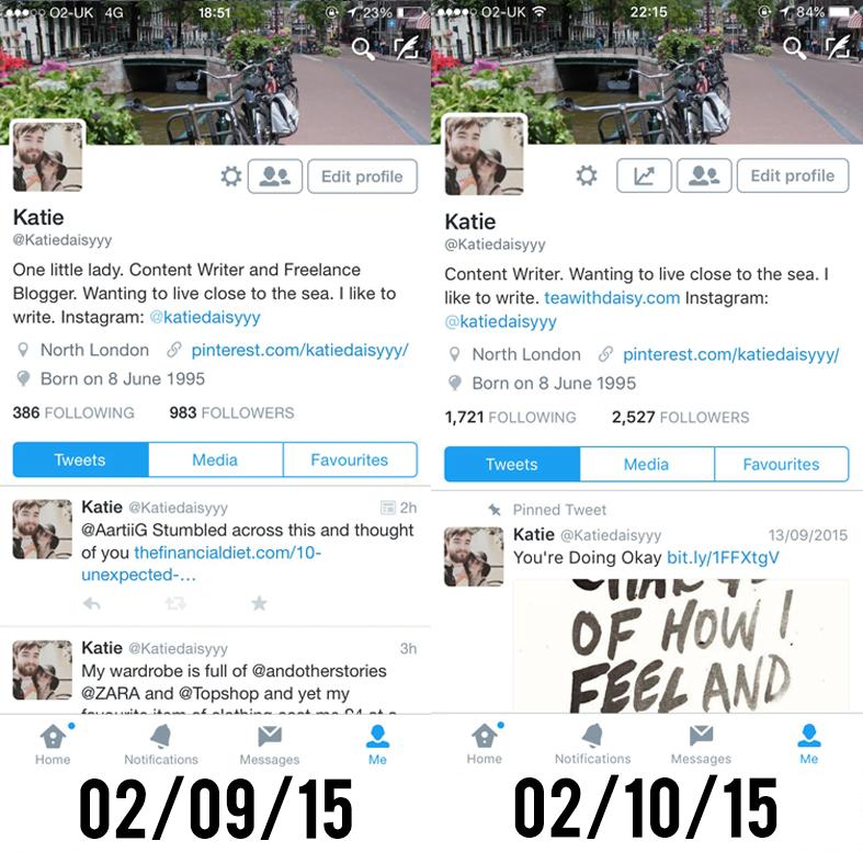 Katie Daisyyy Twitter